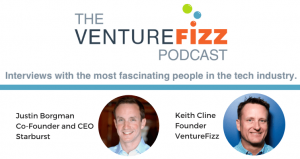 Justin Borgman Interview with The VentureFizz Podcast