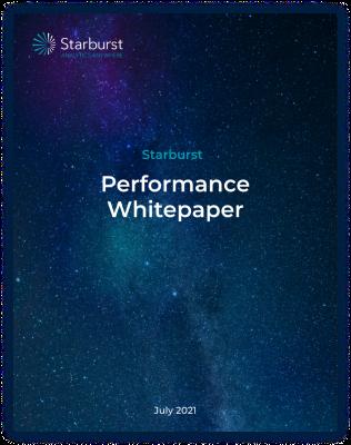 Performance Whitepaper Cover